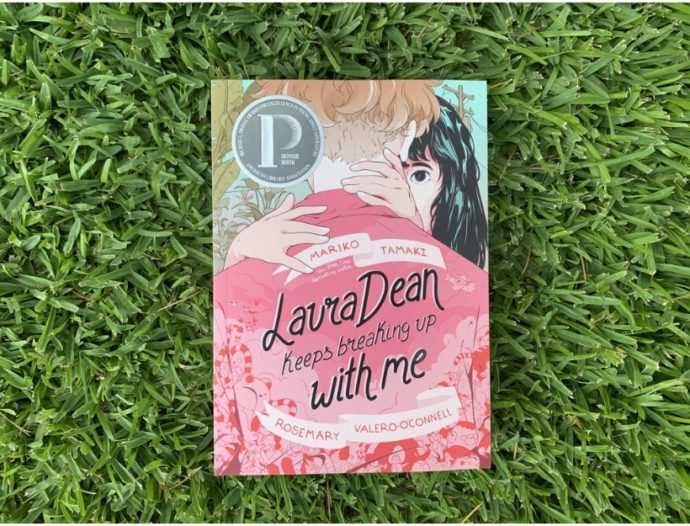 Laura Dean Keeps Breaking Up With Me - A LGBTQ Graphic Novel Review