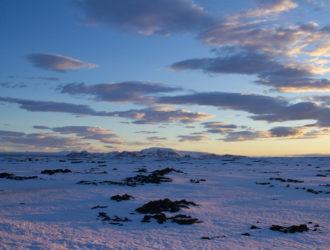 Circling Otherworldly Iceland