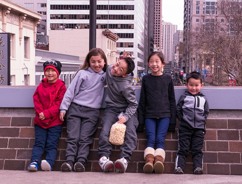 Power of Community: Chinatown Then And Now - Photo credit: Lenore Chinn