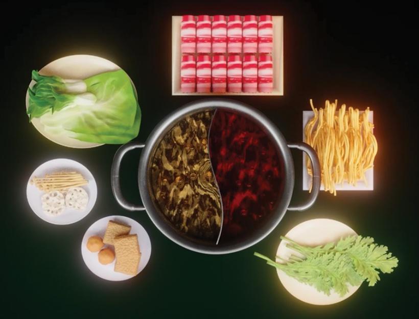 Close Isn't Home, Hot Pot by Grace Kwon